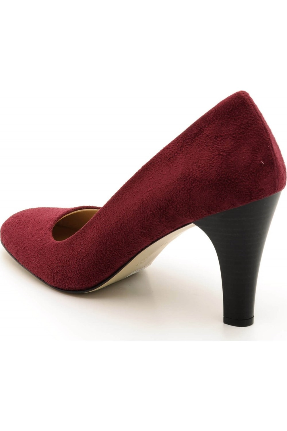 Costo Shoes Suede High Heels Women's Shoes 1923