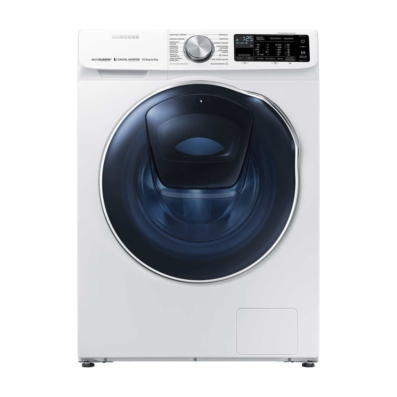 Samsung WD10N644R2W/AH 10kg/6kg AddWash 1400 Devir Kurutmalı Fiyatı