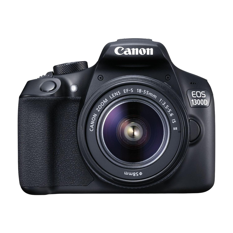 Canon 1300D 18-55 IS II DSLR Fotoğraf Makinesi Fiyatı