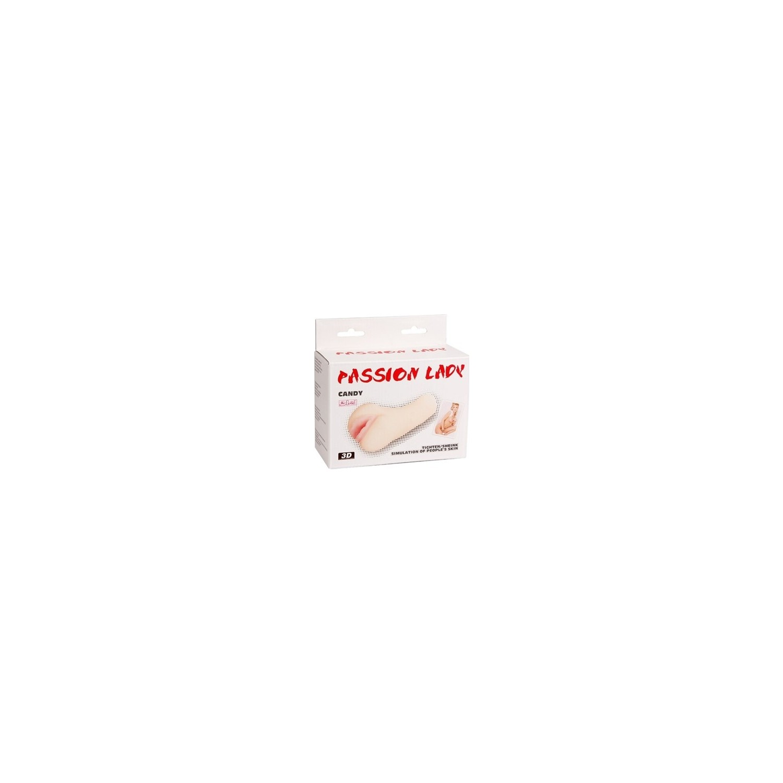 Ultra Realistik Candy Suni Vajina Mastürbatör Fiyatı