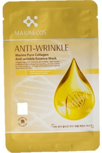Ancors Marinecos Anti-Wrinkle Collagen Mask