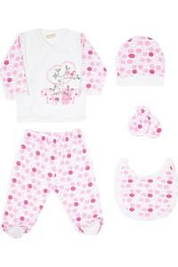 Babyx Baby Girls Clothes Set 5 Pieces