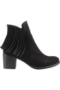 Ayakland Women's Block Heels Shoes 828