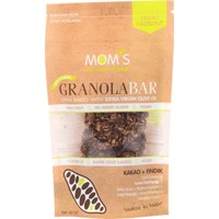 Mom'S Natural Foods Kakao granola Bar 60 gr