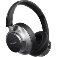 Anker SoundCore Space NC - Aktif Gürültü Önleyici ANC - 20 Saat Şarj Süresi - Kablosuz Bluetooth Kulaklık - Siyah Gri -A3021