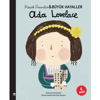 Ada Lovelace - Küçük İnsanlar ve Büyük Hayaller - Maria Isabel Sanchez Vegara