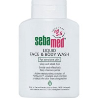 Sebamed Liquid Face & Body Wash 1 lt