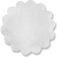 Yavuz Örümcek Tül Açık Kese Beyaz (22cm*22 cm) ( 25 Adet)