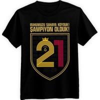 Gs Store Galatasaray Şampiyonluk Tshirt