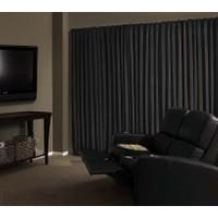 Taç Blackout Karartma Perde - Siyah 125 x 270 cm