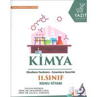 Yazıt Yayınları 11. Sınıf Kimya Konu Kitabı
