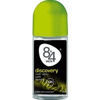 8X4 Dıscovery Roll-On Deodorant 50Ml Erkek