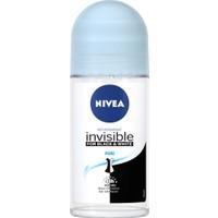 Nivea Invisible Black&White Pure Roll-On Deodorant 50 ml Kadın