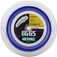 Yonex Bg 65-2 Badminton Kordajı Mavi (200M)