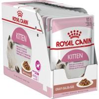 Royal Canin Fhn Kitten Gravy Yavru Kedi Konservesi 85 Gr X 12