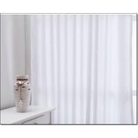 Evsa Home Lüx Saten Beyaz Güneşlik - 170x240 cm