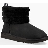 UGG 1098533W Fluff Mini Quilted Black