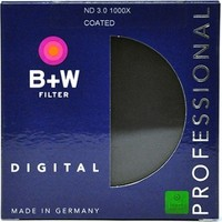 B&W 82mm 1000X ND Filtre
