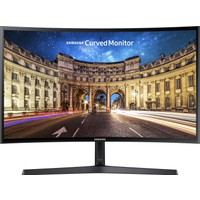 "Samsung LC24F396FHMXUF 23,5"" 60-72Hz (Analog+HDMI) FreeSync Full HD Kavisli VA Monitör"