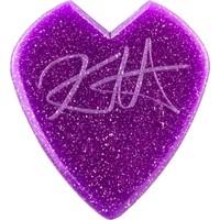 Jim Dunlop Kirk Hammett Signature Jazz III Purple Sparkl Pena