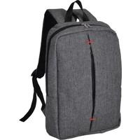Classone PR-R154 15.6 inç Notebook Sırt Çantası -Gri