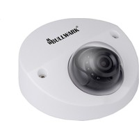 Bullwark Blw Idm2145 Fsw 2Mp Ip 3.6Mm Sabit Lens Starlight H.265 Sesli Mini Güvenlik Kamerası