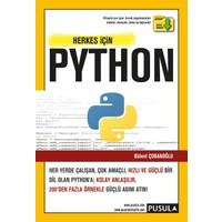 Herkes İçin Python - Bülent Çobanoğlu