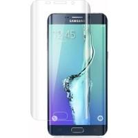 Ehr. Samsung Galaxy S6 Edge Plus 3D Full Kaplama Ultra Lüx Ekran Koruyucu Cam