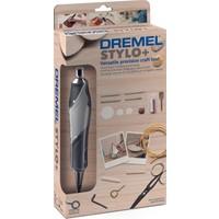 DREMEL STYLO+ 10 Aksesuarlı Avantajlı Kit