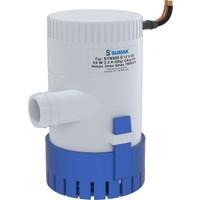 Sumak Stn500G Sintine Dalgıç Pompa 3 Mss 1500 Litre/H 12 Volt -Manuel-