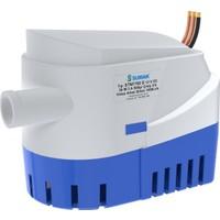 Sumak Stnf750G Sintine Dalgıç Pompa 4 Mss 1000 Litre/H 12 Volt -Otomatik Flatörlü-