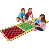 Melissa&Doug Oyun Halı Seti - 4 Oyun