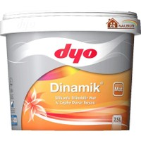 Dyo Dinamik Silikonlu Mat İç Cephe Boya 7,5 Litre