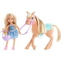 Barbie Chelsea ve Sevimli Atı Oyun Seti