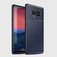 Mueral Samsung Galaxy Note 9 Mueral Karbon Negro Silikon Kılıf