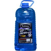 Kalwax Kışlık Cam Suyu Antifrizi 2,5 lt. -20 °C Parfümlü
