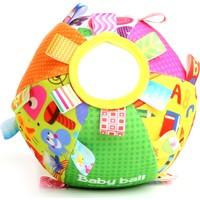 Baby Toys Eğitici Oyuncak Bebeğimin İlk Topu Aynalı