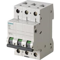 Siemens 5Sl6325-7 - - 3X25A C Tipi 6Ka Otomatik Sigorta - 70Mm