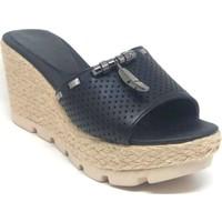 Shop And Shoes 190-1038 Bayan Terlik Siyah