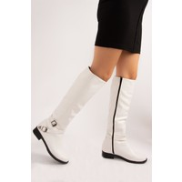 Fox Shoes Beyaz Kadın Çizme E726203409