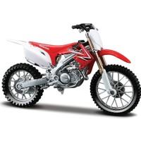 Maisto 1:18 Honda CRF450R Model Motorsiklet