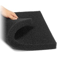 Biyolojik Filtre Süngeri Siyah 50x50x5cm