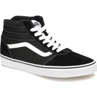 2fb3483cdc Vans Mn Ward Hi Siyah Beyaz Erkek Ayakkabı Fiyatı