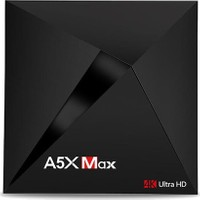 Wechip A5X Max Rk3328 4Gb/32Gb Android Tv Box