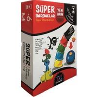 EA Süper Bardaklar Kutu Oyunu