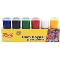 Rich Cam Boyası 6 Renk