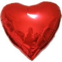 KBK Market 60 cm Kırmızı Folyo Balon