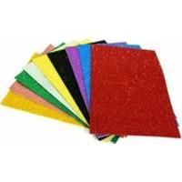Bafix Simli Eva 50X70 Cm Yapışkanlı Adhesive 10 Lu (1 Paket 10 Adet)