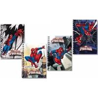 Cem Spiderman Kabartmalı Not Defteri Sm-6540
