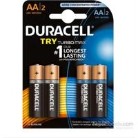 Duracell Karma Paket Kalem Pil 4'lü (2Basic + 2 Turbo Max Pil)